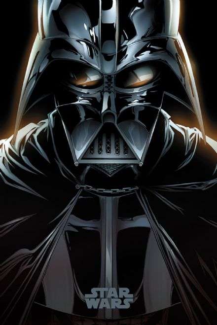 Star Wars Vader Comic 61x91,5cm Movie Poster